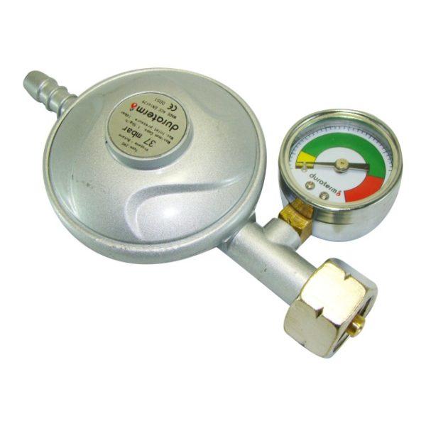 Reduktor z manometrem do butli z gazem – RE-2