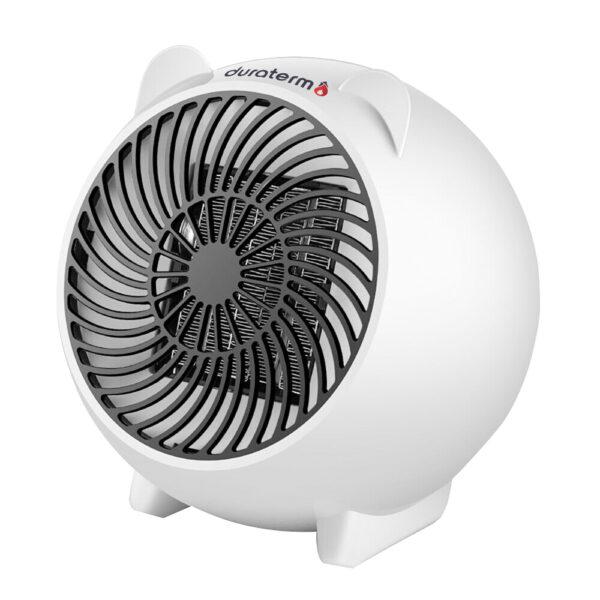 Termowentylator stojący biały 500W – FH-01
