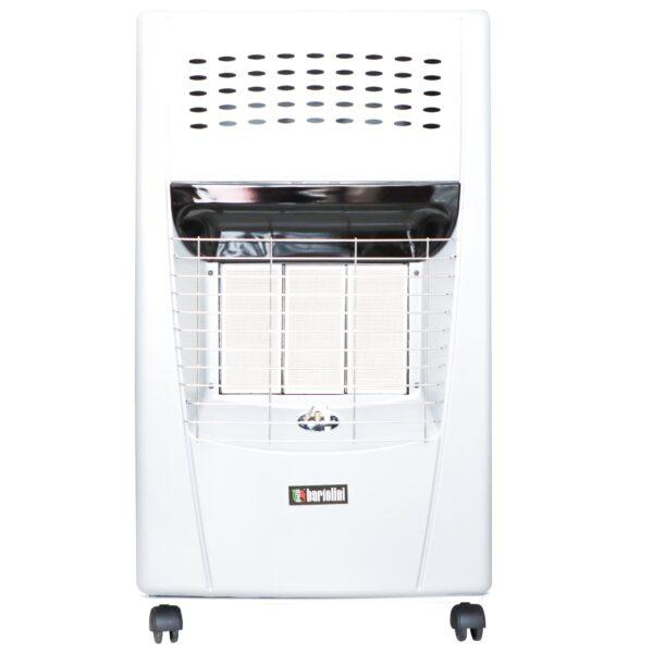 Piecyk gazowy 4,2 KW, przenośny, kolor biały Bartolini – ZL500-B