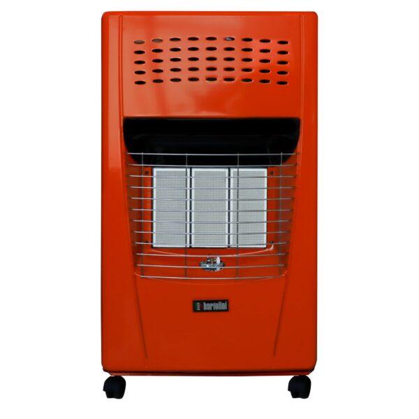 Piecyk gazowy, 4,2 KW, przenośny, kolor pomarańczowy Bartolini – ZL500-P